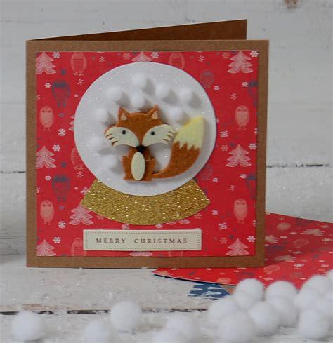 how to make a snow globe card how to make a snow globe card hobbycraft