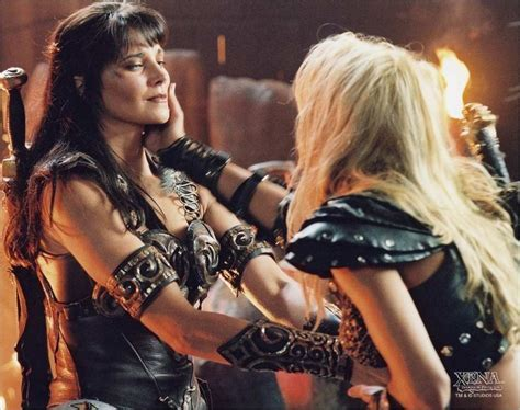 death warrior actress name xena killing callisto quot no more living for you quot i cried so