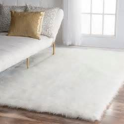 ikea white fur rug 25 best ideas about faux fur rug on fur rug