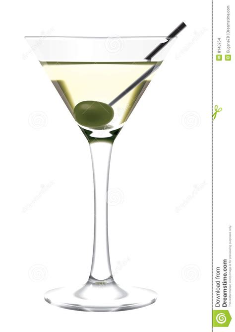 martini olive vector martini glass and olive stock vector illustration of