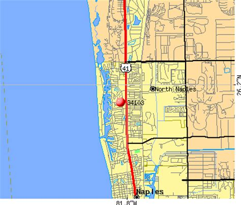 zip code map naples fl 34103 zip code naples florida profile homes