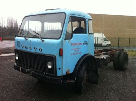 volvo f85 f86 cab chassis truck from belgium for sale at