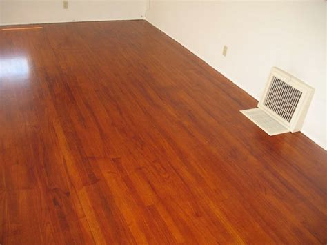painting hardwood floors in different techniques and