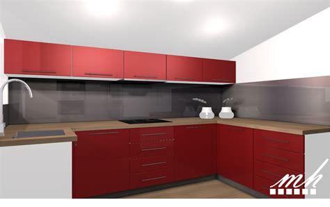 cuisine grise et bordeaux quelle couleur de mur pour une cuisine grise 8 cuisine