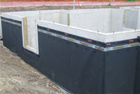 superpro coatings ltd. foundation waterproofing