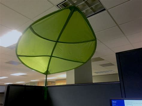 office desk lights how to shield cubicle tent from lights overhead modern
