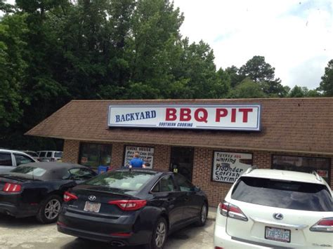 photo1 jpg picture of backyard bbq pit durham tripadvisor
