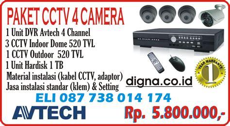 Cctv Dan Pemasangannya kamera pengintai dengan sensor gerak cctv paket murah