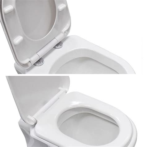 toilet seat shapes luxury d shape soft top fixing release