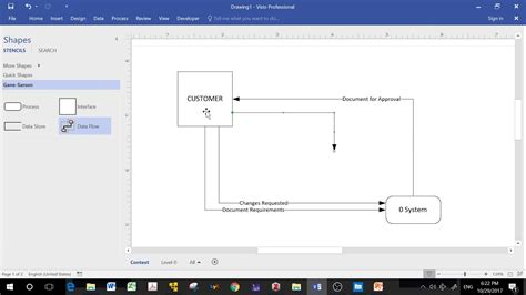 visio context diagram context diagram template visio image collections how to