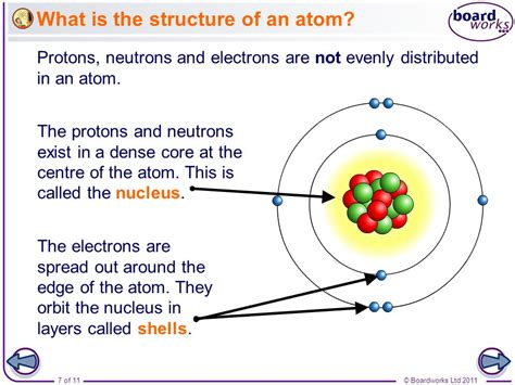 the number of protons in an atom is called its boardworks science atomic number and mass number ppt