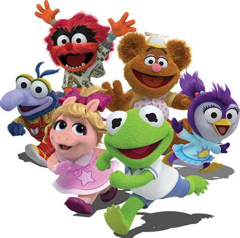 muppet babies muppet babies revisiting the babies rainbow connection