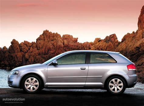 Audi A3 2003 by Audi A3 Specs 2003 2004 2005 Autoevolution