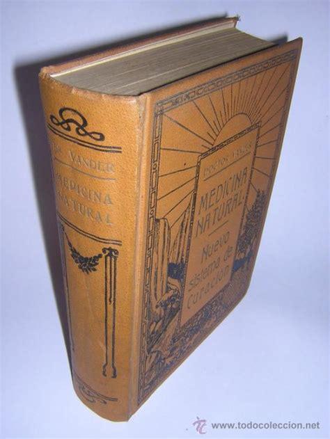 libreria medicina barcelona 1930 dr vander medicina 600 ilus comprar