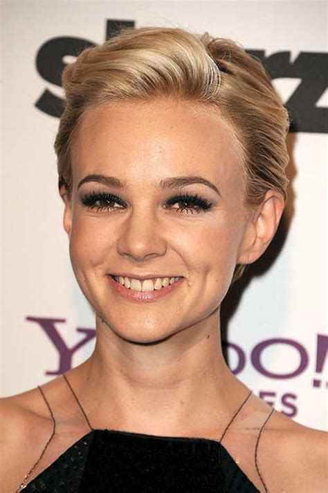 formal comb back pixie cut carey mulligan hairstyle hairstyles 10 pixie cut prom pixie cut 2015