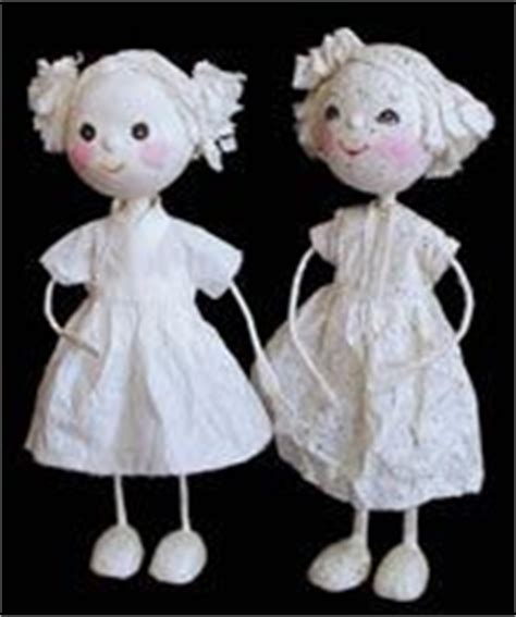 How To Make Paper Mache Dolls - dolls how to do inspiration on jointed