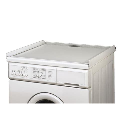 wäschetrockner auf waschmaschine stellen xavax zwischenbausatz ii f 252 r waschmaschine und trockner