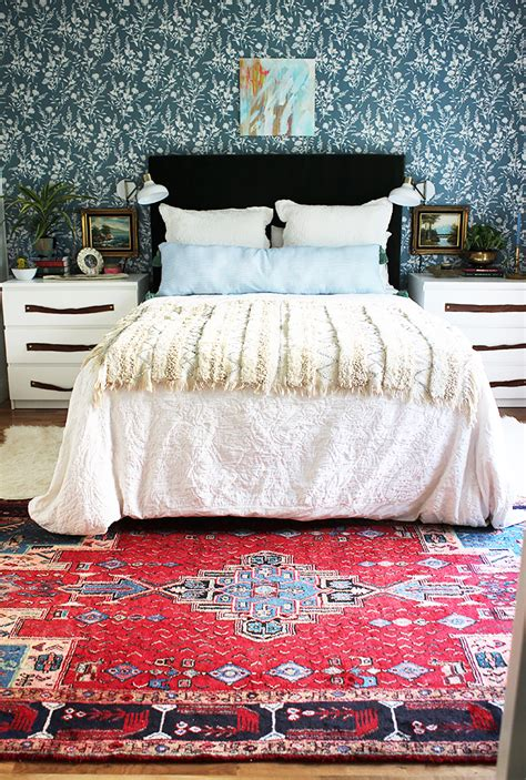 persian rug bedroom wkt10 vintage persian rugs under 400 thewhitebuffalostylingco com