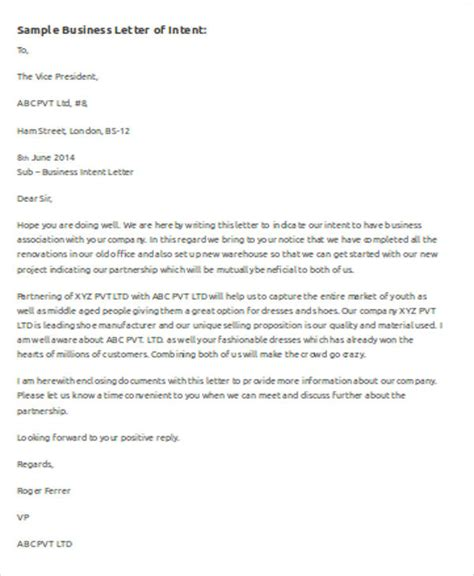 sample business letter template ms word ms word