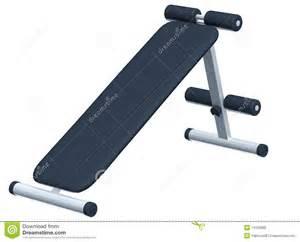 abdominal exercise bench stock photos abdominal exercise bench image 13103693