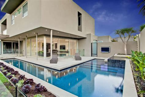 l shaped pool designs white house accommodating an l shaped alfresco pool in