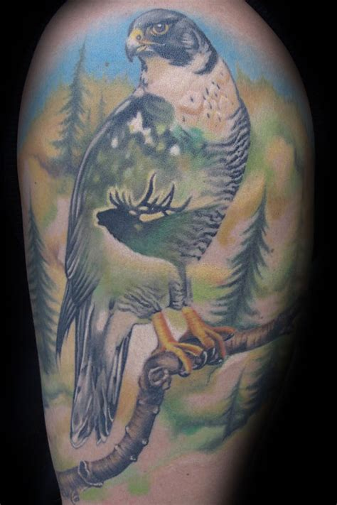 falcon moose tattoo kelowna b c sweet siren tattoo in