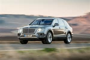 Bentley Second 2017 Bentley Bentayga Second Drive Review Motor Trend