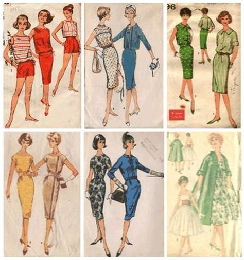 clothing and hair styles of the motown era 1950s dressmaking patterns glamour fashion fifties
