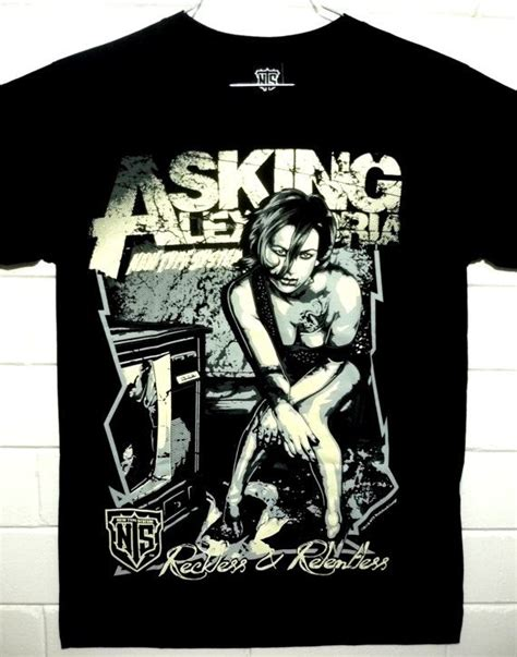 Asking Alexandria Rock Band 15 best asking alexandria images on band merch