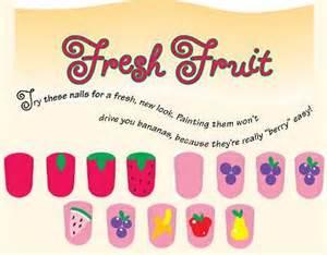 Fresh fruit nail art for kids nail art for kids howstuffworks