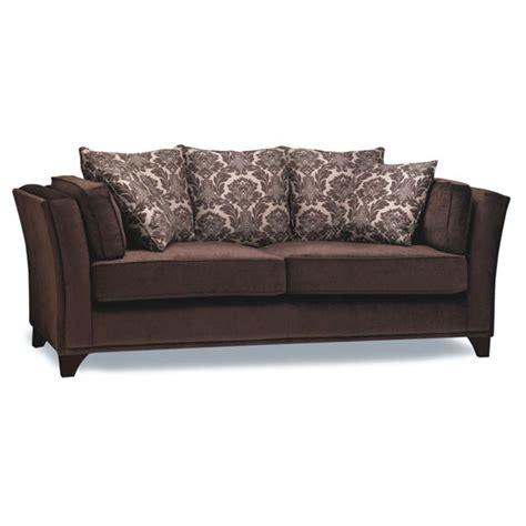 rachelle contemporary chenille sofa dcg stores