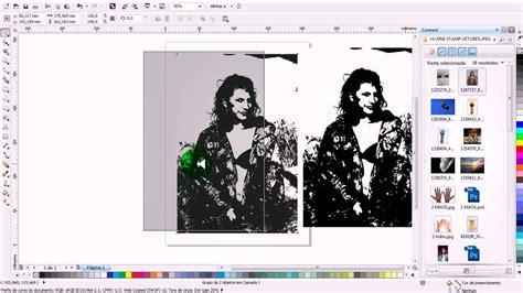 corel draw x6 youtube corel draw x6 intera 231 227 o com corel photo paint monocromia