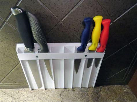 camco knife safe knife holder 425542 rv kitchen at camco kitchen knife safe white camco rv kitchen cam43581