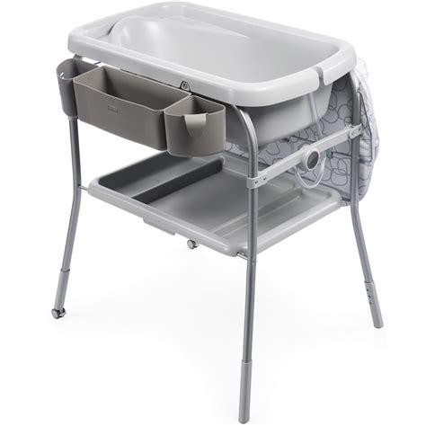 baignoire chicco table 224 langer avec baignoire cuddle de chicco