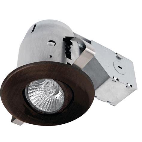 globe electric recessed lighting installation globe electric 4 in brushed nickel recessed shower