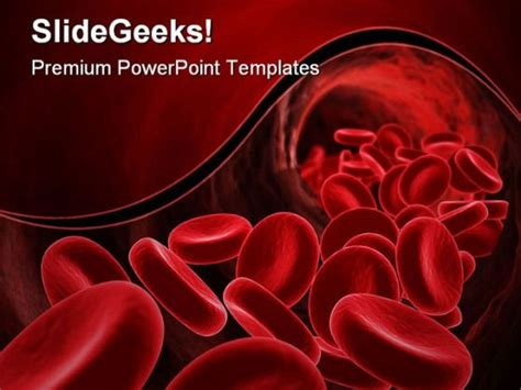 blood powerpoint template blood powerpoint template enaction info