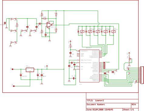 inductance meter atmega8 lc meter lc messger 228 t atmega8 assembler mikrocontroller net