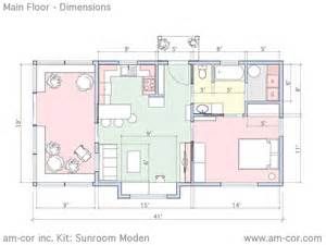 free home plans sun room floor plans