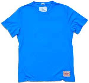 T Shirts Bass Blue T Shirt