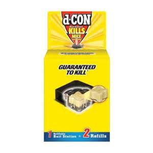 d con mouse bait station 2 refill 19200 89868 the home