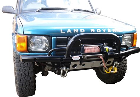 land rover discovery 2 rear bumper for sale shadow tubular winch bumper for discovery 2 with a bar