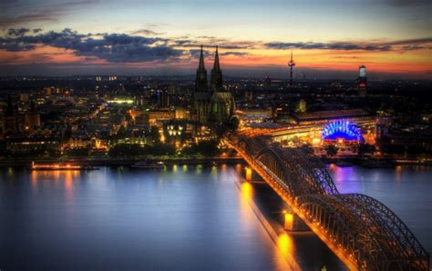 cologne skyline wallpapers