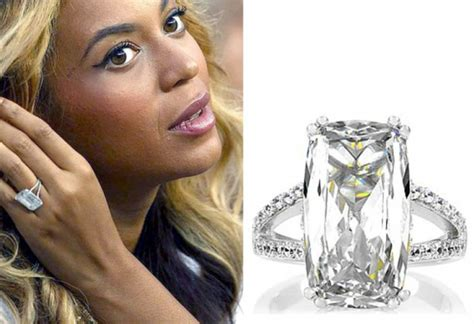 beyonce wedding ring