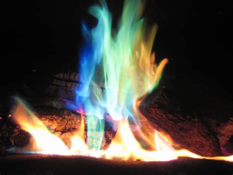 color flames the science and myth it steemit