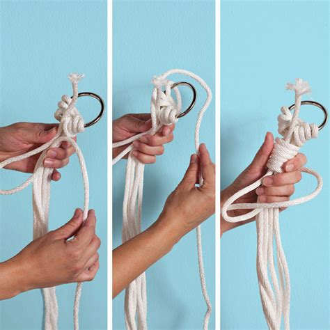 How To Make A Hanger Holder - 18 diy macram 233 plant hanger patterns guide patterns