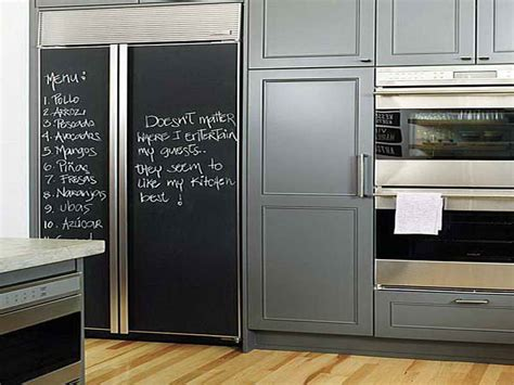 kitchen chalkboard ideas bloombety chalkboard in kitchen ideas with list