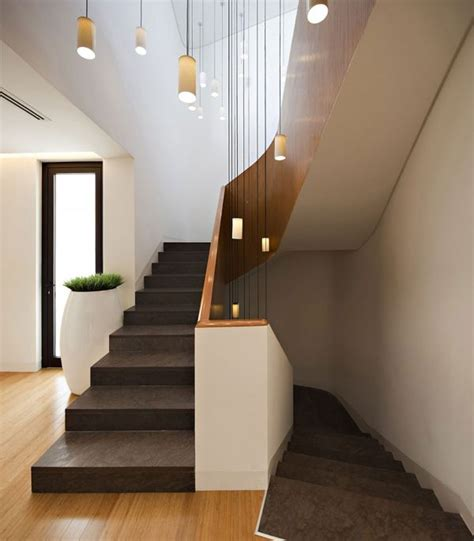 online staircase design voluminous two story modern pad in kuwait mop house