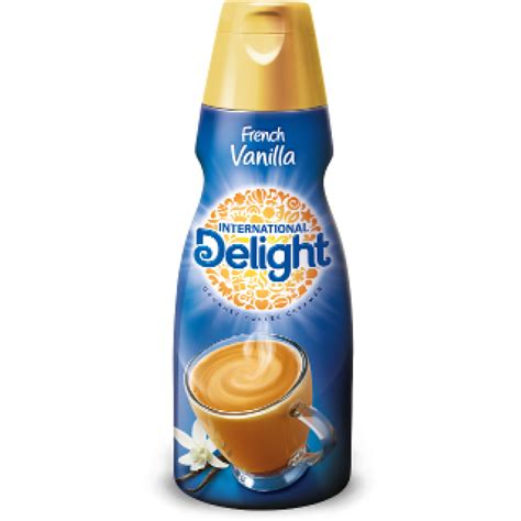 International Delight Coffee Creamer International Delight Coffee Creamer French Vanilla 32