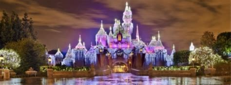 christmas disneyland facebook cover photo sleeping castle disneyland cover photo fbcover