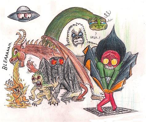 stinky el monstruo del 8424635671 flatwoods monster by killb94 on